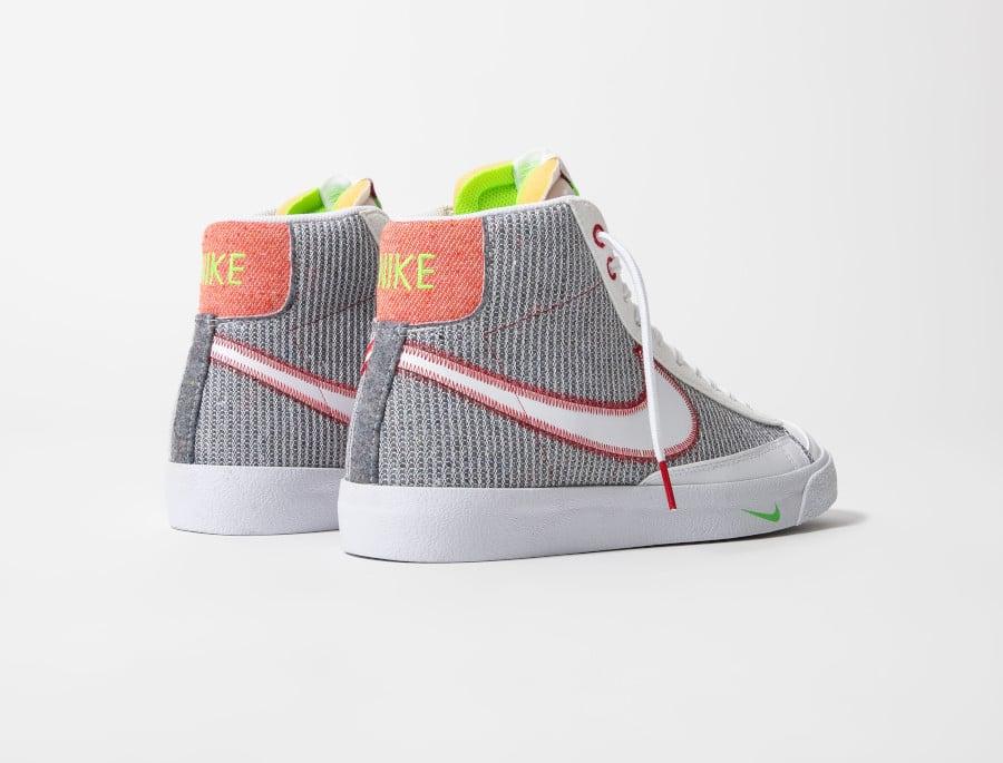 Nike-Blazer-Mid-1977-en-laine-recyclee-grise-1