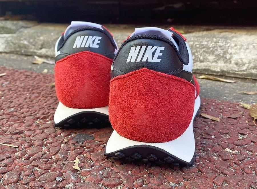 Nike Daybreak rouge blanche et noire (5)
