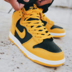 Nike Dunk High SP Black Varsity Maize 2020