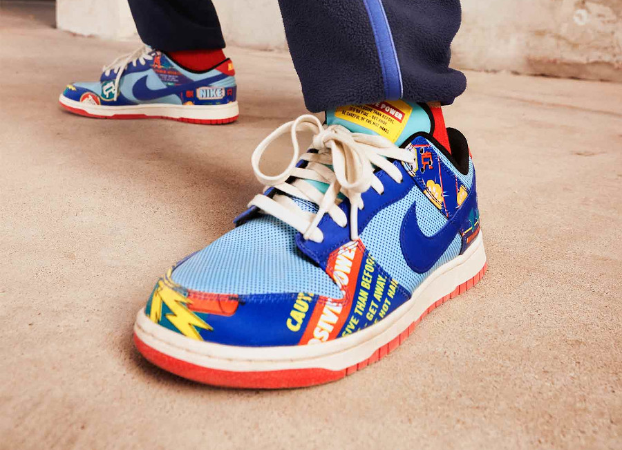 Nike Dunk Low Chinese New Year 2021