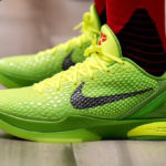 Nike Kobe 6 Protro Apple Green 'Grinch' 2020