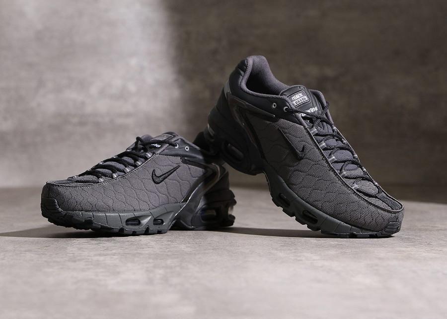 Nike Tuned Tailwind V grise (1)