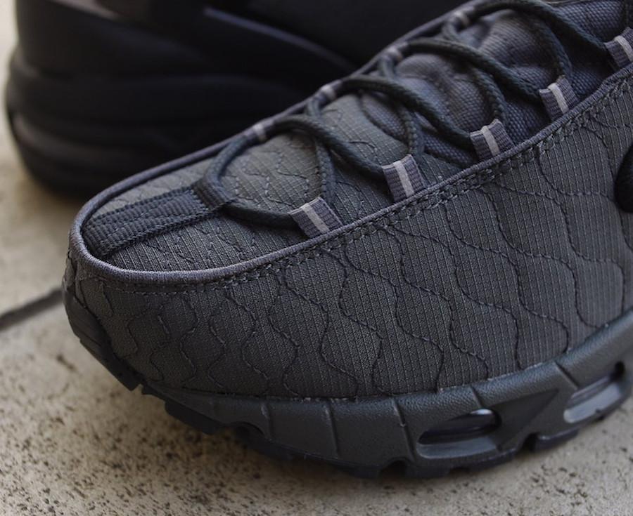 Nike Tuned Tailwind V grise (4)