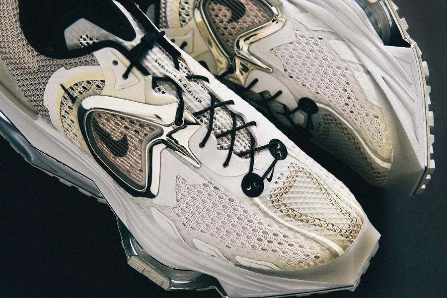 Nike Zoom 004 grise New York Fashion Week 2020 (6)