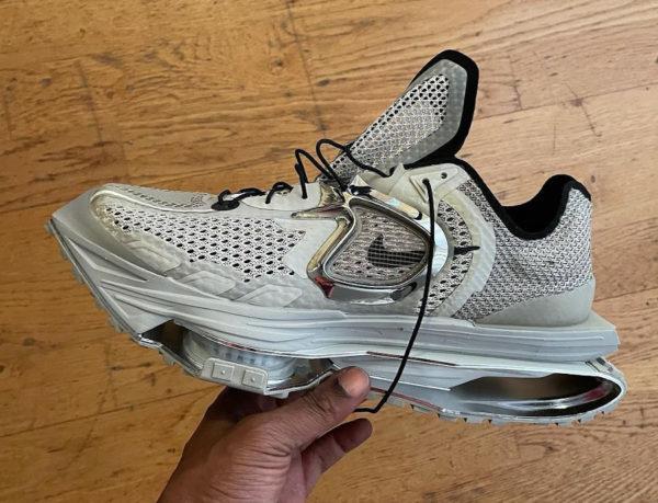 Nike x MMW Zoom 004 Stone CU0676-200