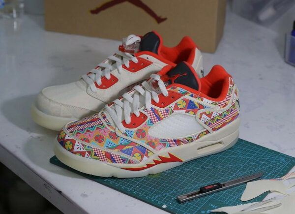 AJ5 Retro Low CNY 2021 Tear Away DD2240-100