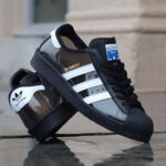 Blondey McCoy x Adidas Superstar 'Core Black'
