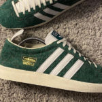 Adidas Gazelle Vintage Collegiate Green Cloud White