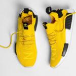 Adidas NMD R1 Primeknit EQT Yellow