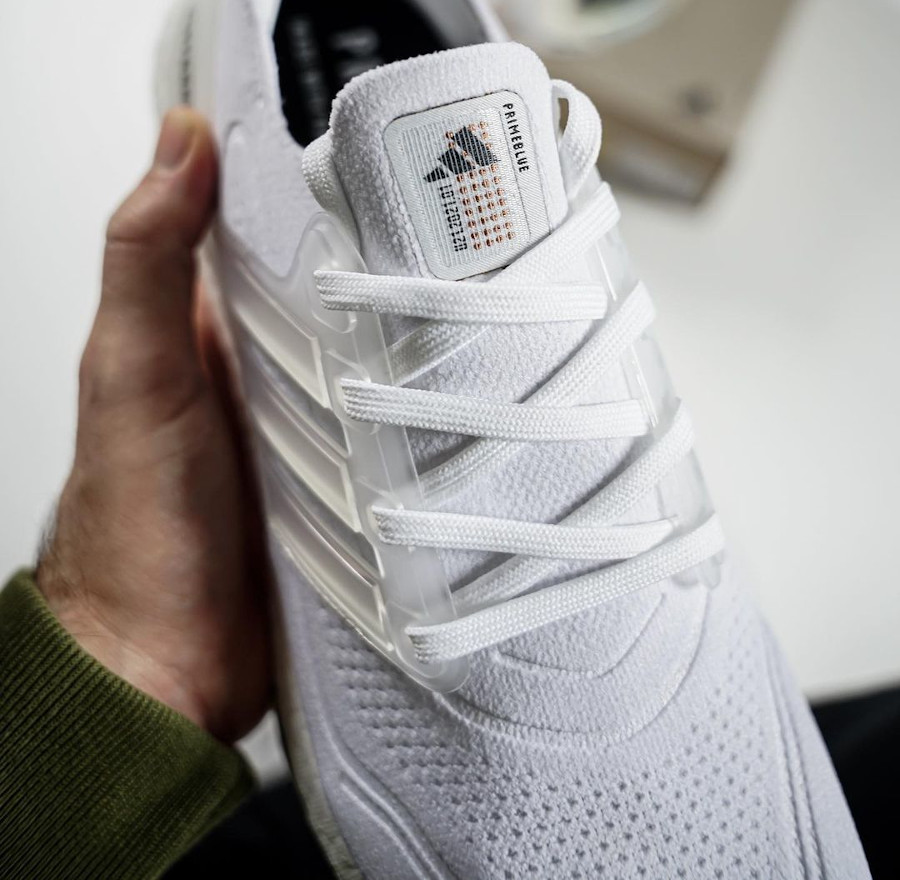 Adidas Ultra Boost 2021 blanche (4)