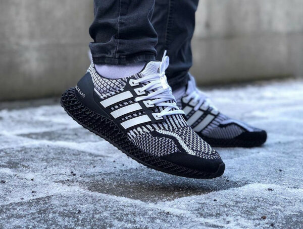 Adidas Ultra4D 5.0 'Oreo' Cookies and Cream G58158