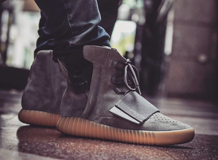 Adidas Yeezy 750 Grey Gum sneaker_mitch