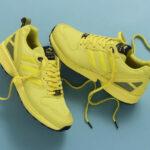 Adidas ZX 5000 'Torsion' Bright Yellow (AZ-X Series 2021)