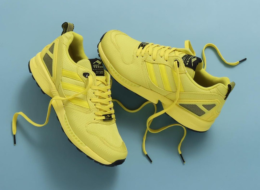 Adidas ZX 5000 AZX Torsion Bright Yellow FZ4645