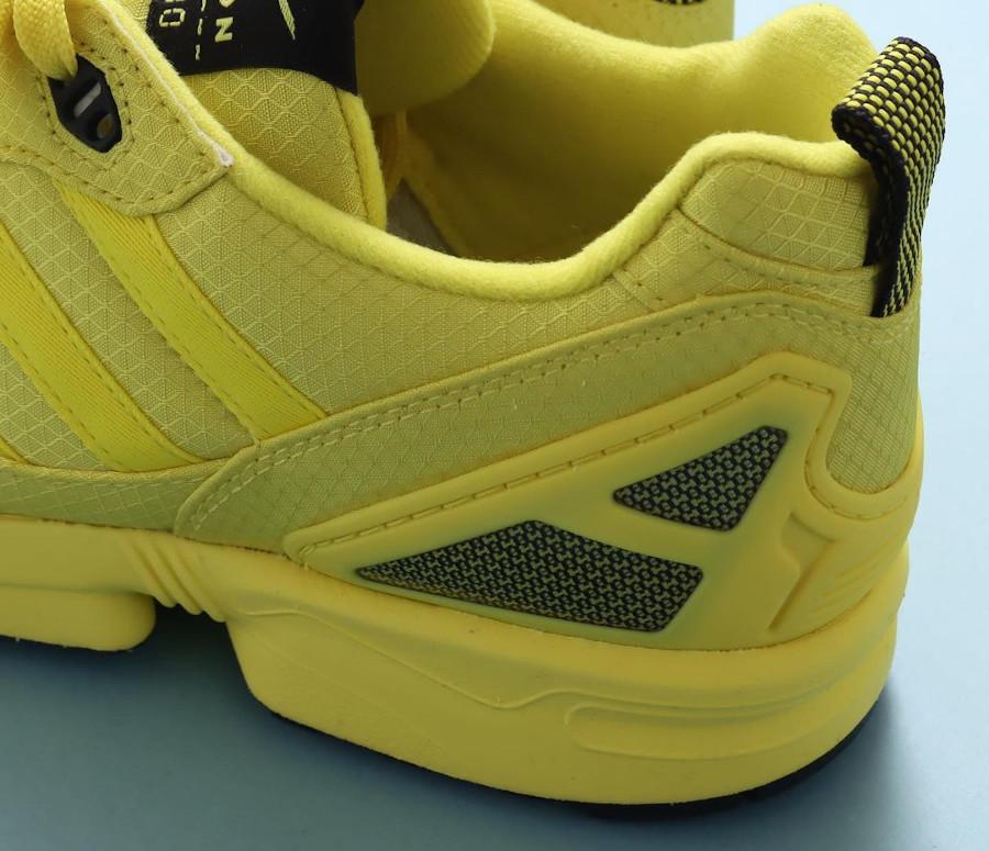 Adidas ZX 5000 toute jaune (4)