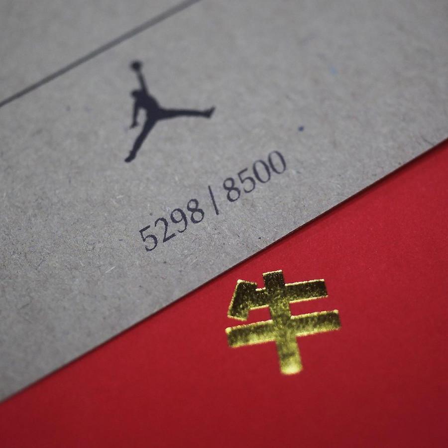 Air Jordan 1 basse noire et rouge nouvel an chinois (1)