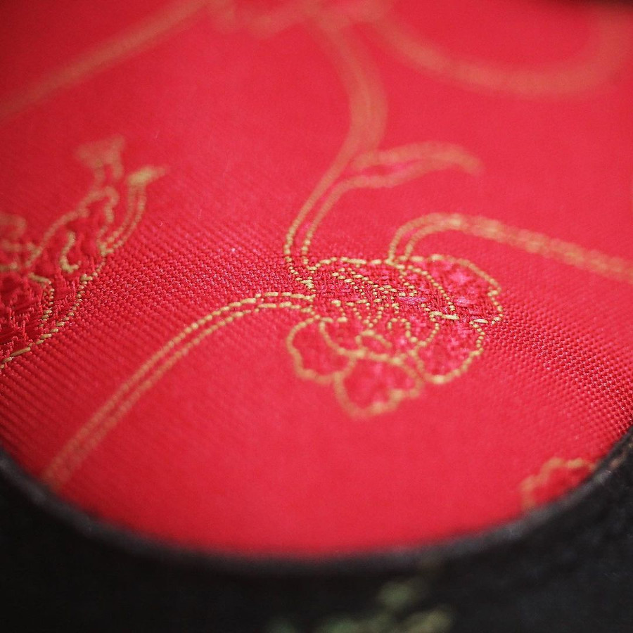 Air Jordan 1 basse noire et rouge nouvel an chinois (4)