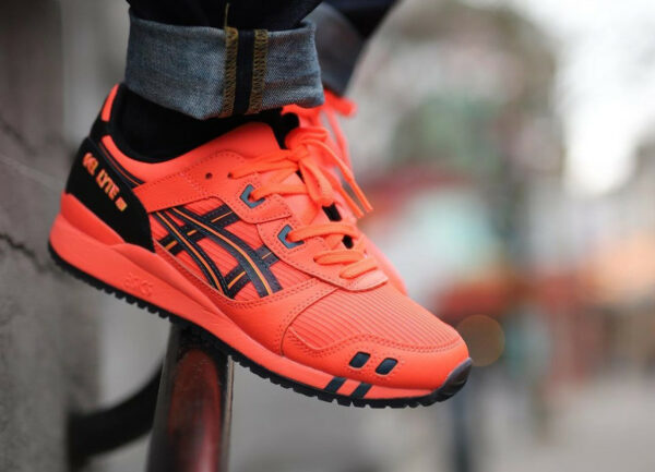 Asics Gel Lyte 3 OG Sunrise Red 2021 1201A052-700