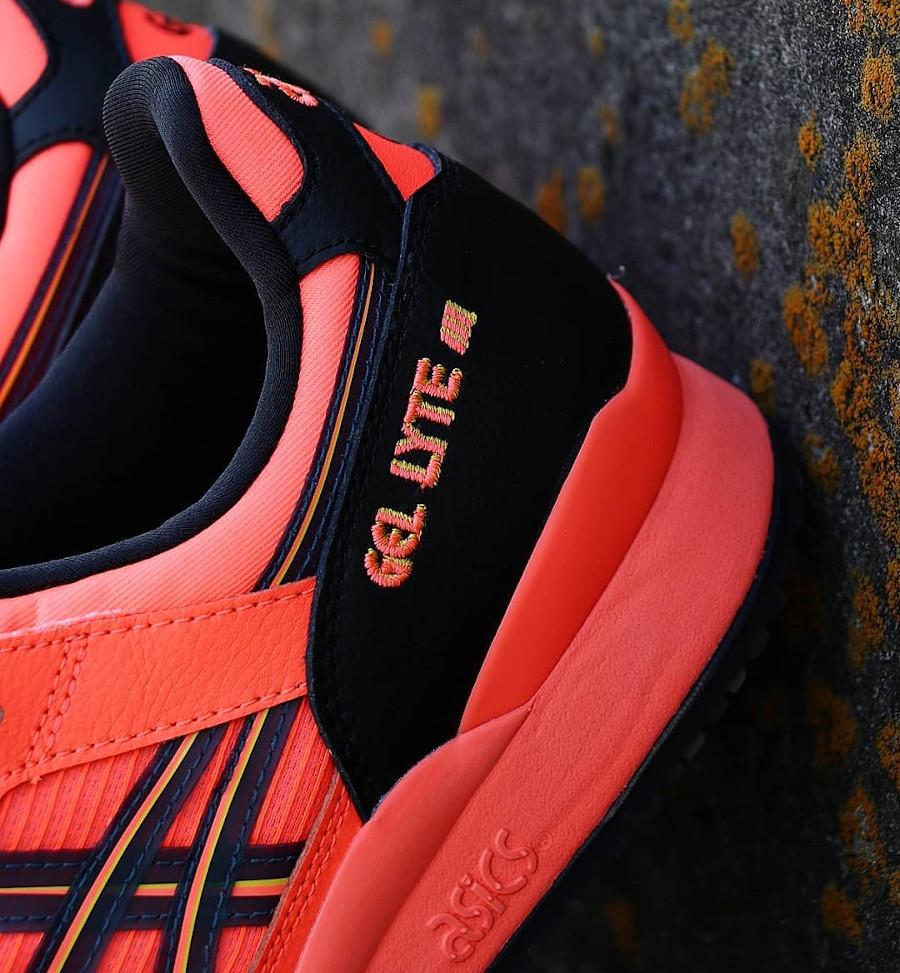 Asics Sportstyle Gel Lyte III rouge fluo (9)