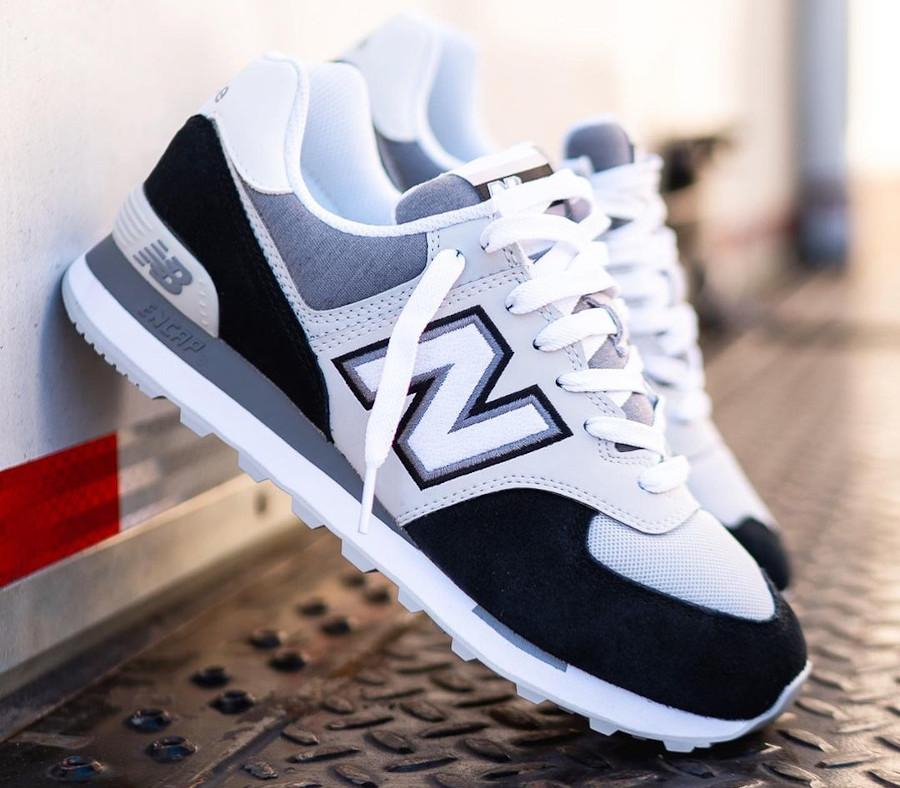 NB 574 blanche grise et noire (2)