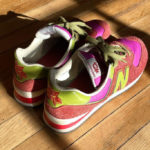 Stray Rat x New Balance 574 Red & Green