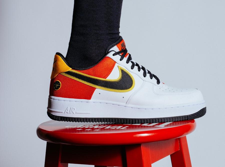 Nike AF1 Area 72 blanche 2021 (2)