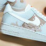 Nike Air Force 1 Low '07 LX Recycled 'Embroidered Desert Camo'