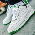 Nike Air Force 1 Low '07 Stitch Pine Green