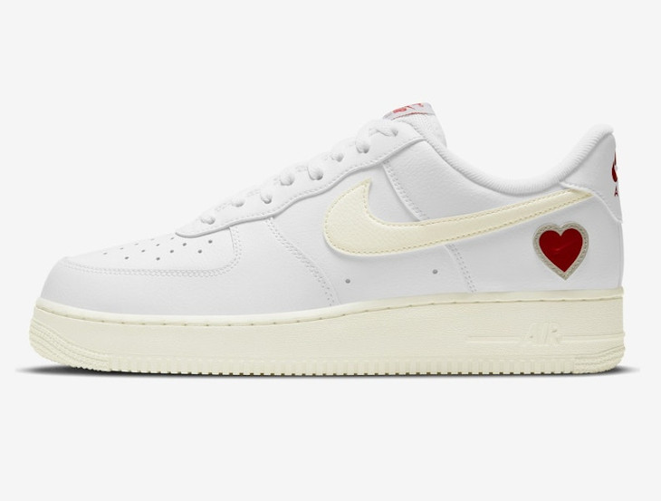 Nike Air Force 1 Valentine Day 2021