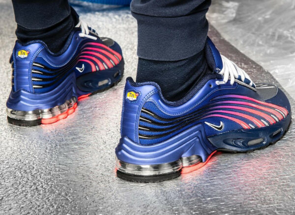 Nike Air Max Plus Tuned TN2 PSG Blue Pink CV8840-400