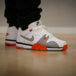 Nike Cross Trainer Low White Bright Crimson