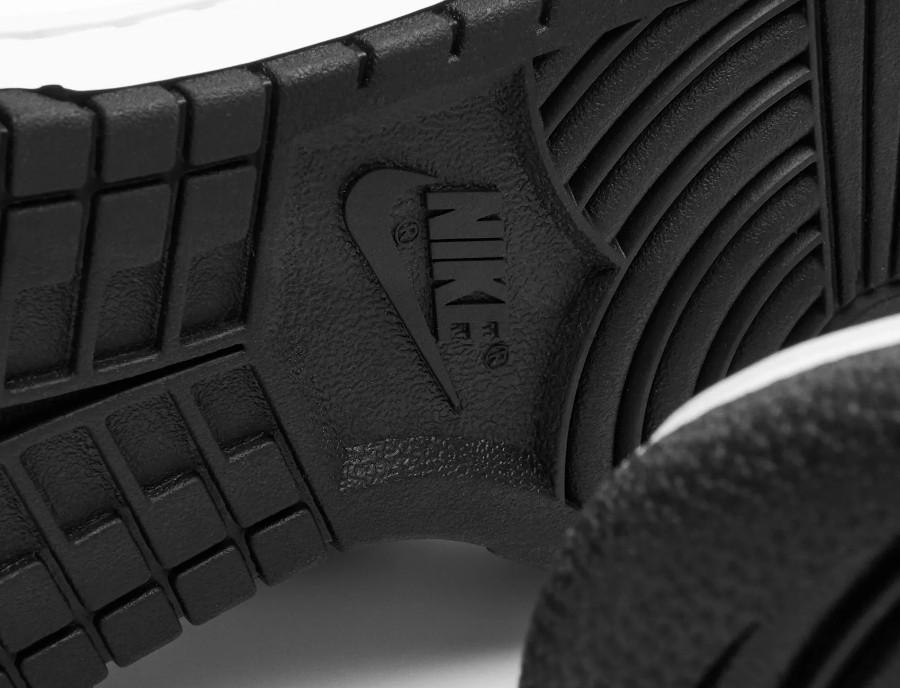 Nike Dunk basse blanc et noir (6)