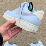 Nike Wmns Air Force 1 '07 SE 'Armory Blue' Recycled Wool