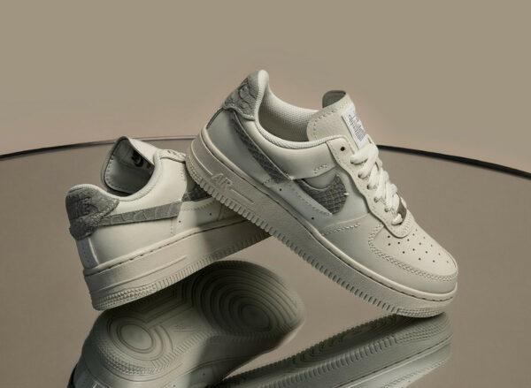 Nike W AF1 LXX Sea Glass Python Snakeskin DH3869 001