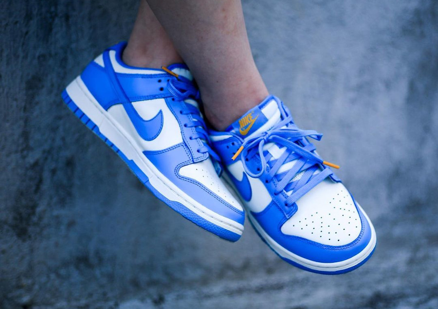 Nike Wmns Dunk Low Coast Blue UNC UCLA