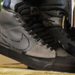 Nike Zoom Blazer SB Mid Edge Iron Grey Black