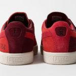 Michael Lau x Puma Suede Vintage Sample Poppy Red