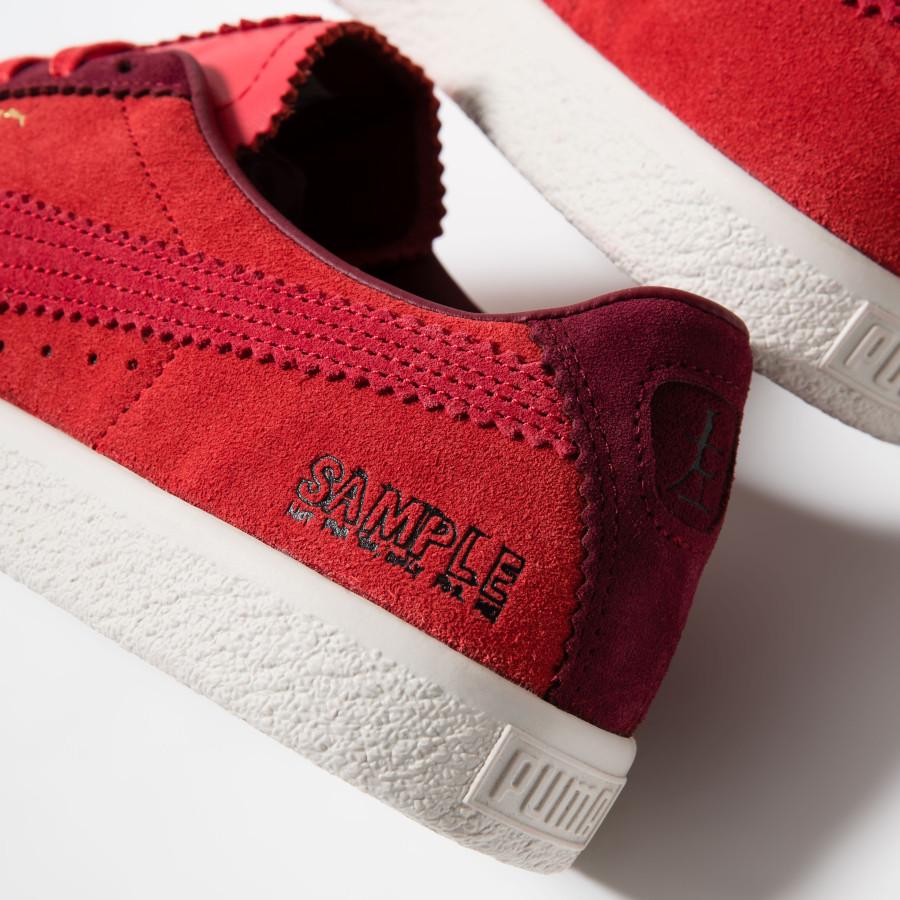 Puma-Suede-Vintage-Mismatched-rouge-et-bordeaux-5