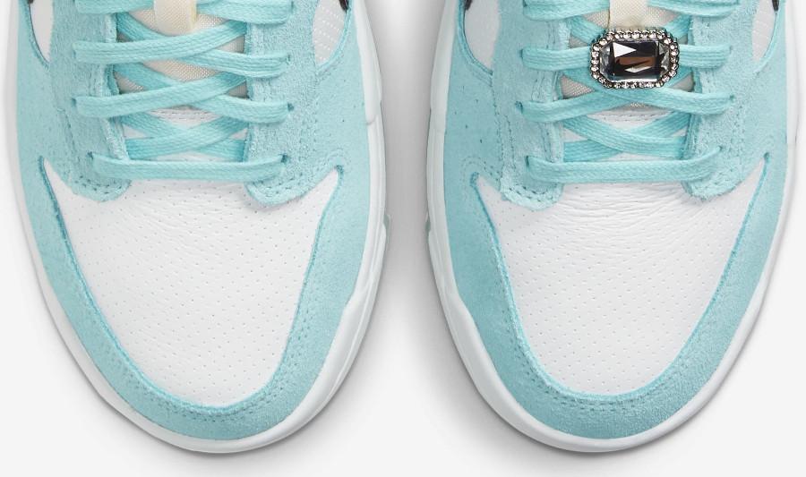 Women's Nike Dunk Low Tiffany Blue (2)