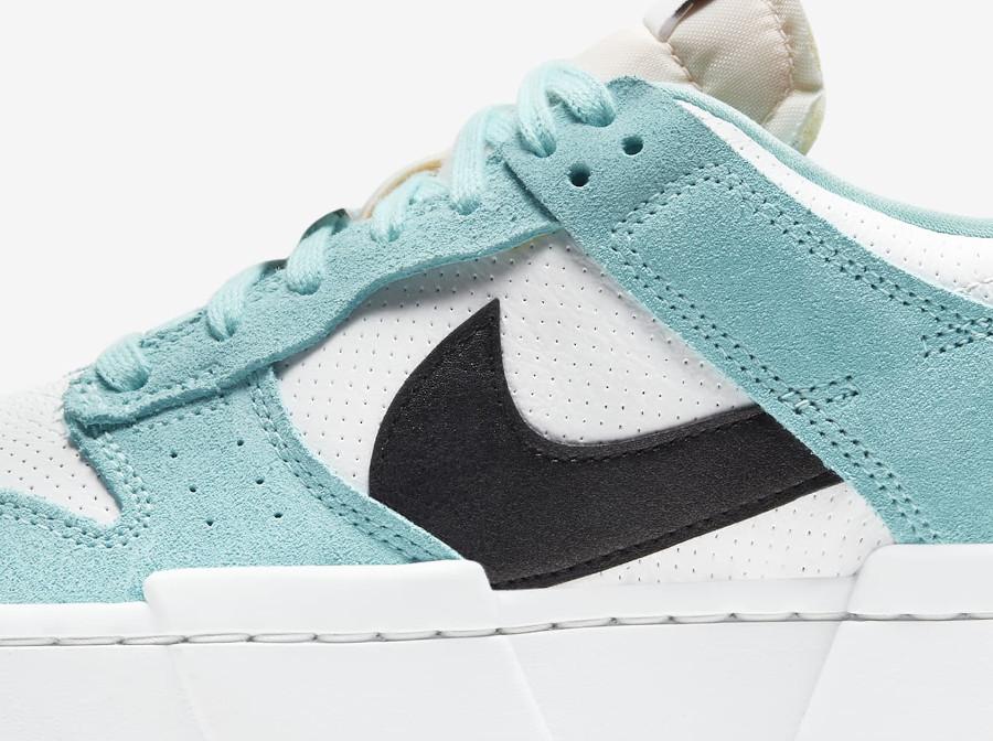 Women's Nike Dunk Low Tiffany Blue (3)