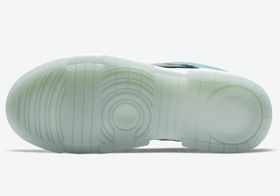 Women's Nike Dunk Low Tiffany Blue (5)