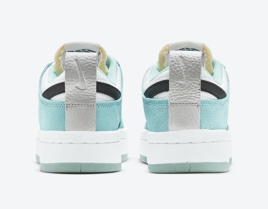 Women's Nike Dunk Low Tiffany Blue (6)