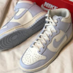Nike Wmns Dunk High Sail Football Grey Pale Ivory