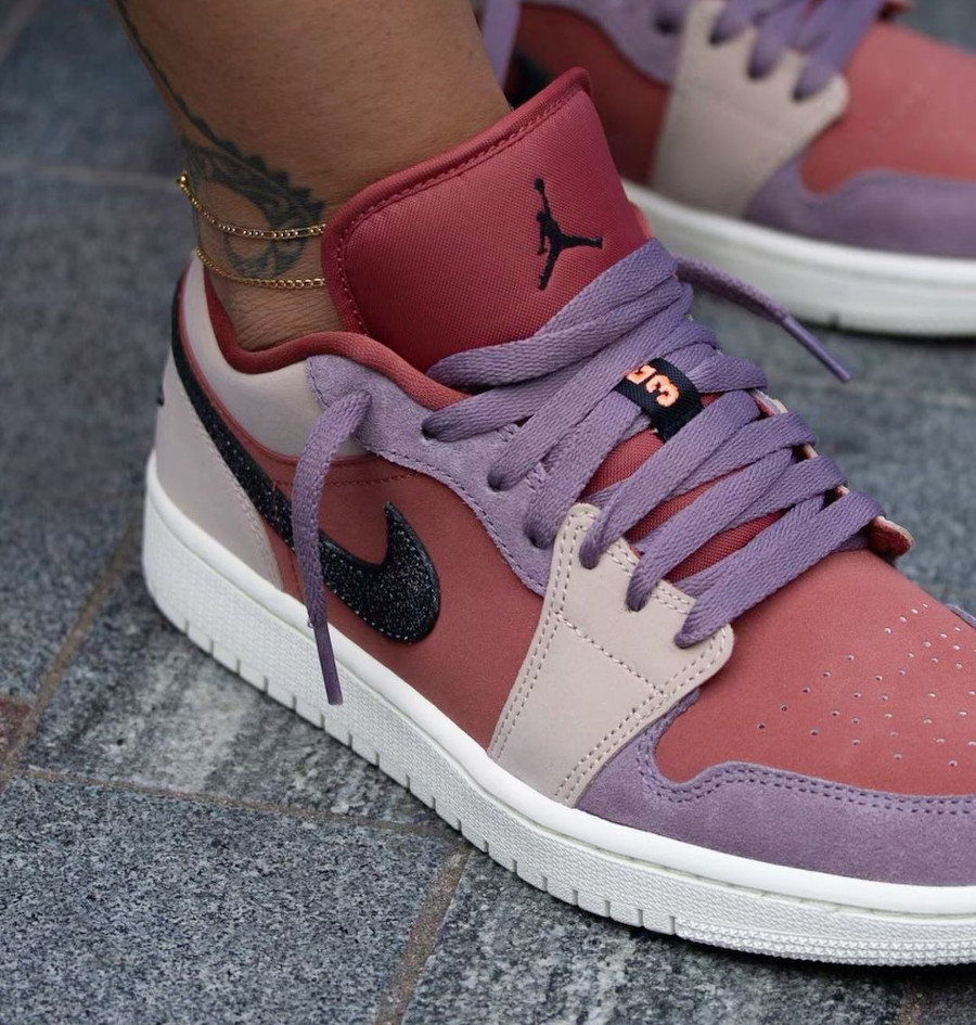 AJ1 Low Canyon Rust DC0774 602