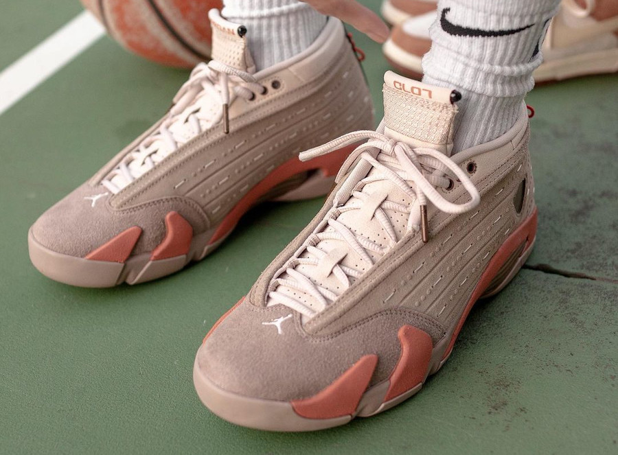 AJ14 Retro Low SP Clot Terracotta Sepia Stone DC9857-200