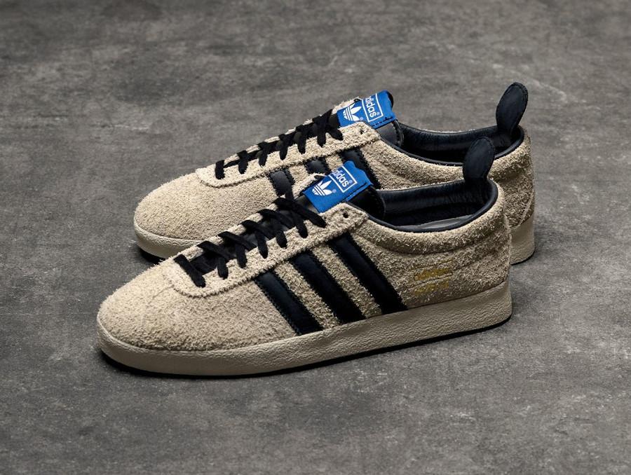 Adidas Gazelle Vintage Suede 2021 Cream White FX5488