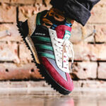 Adidas Handball Spezial Trail Black Green Burgundy