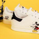 Disney x Adidas Stan Smith Mickey Mouse & Minnie 2021