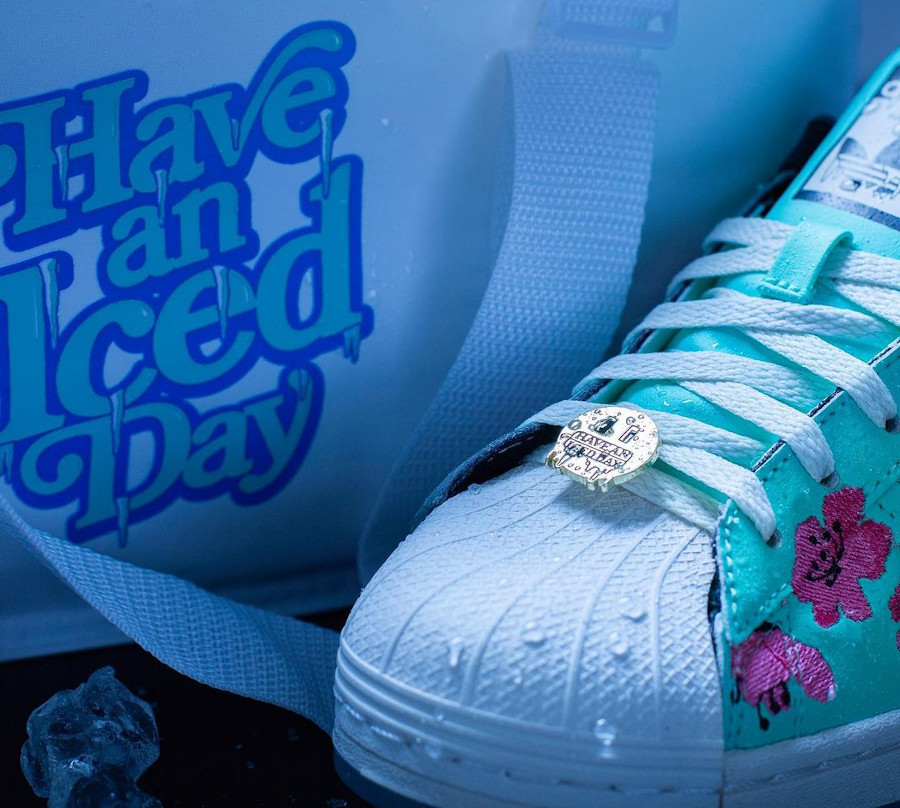 Adidas Superstar have a Iced Day (1)