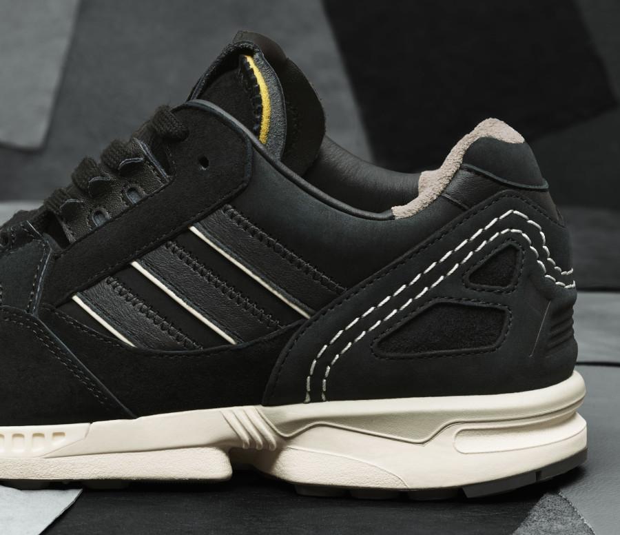 Adidas ZX 9000 mocassin noir (2)
